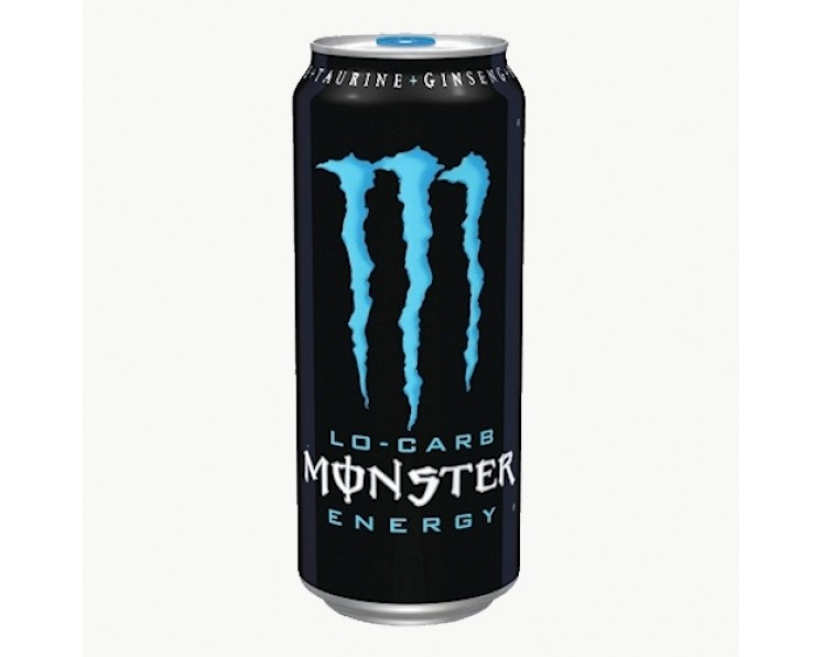Bebida Energizante Monster Azul X 473 Ml