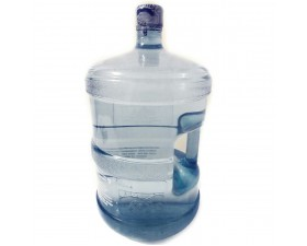 Agua Diamante Botellon 20l Liso Sin Recipiente