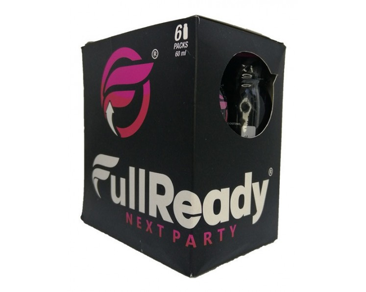 SIXPACK FULLREADY NEXT PARTY X 60 ML