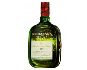 Whisky Buchanan's Deluxe Botella x 750ml
