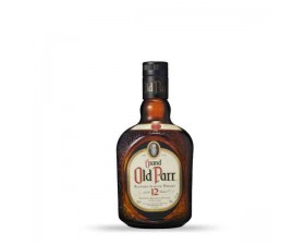 Whisky Old Parr 12 Años Botella x 500 ml